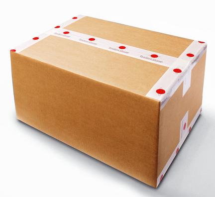 bedrucktes Packband
