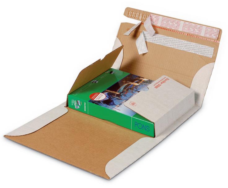 Buchverpackung DuoStar