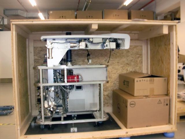 Maschine verpackt2