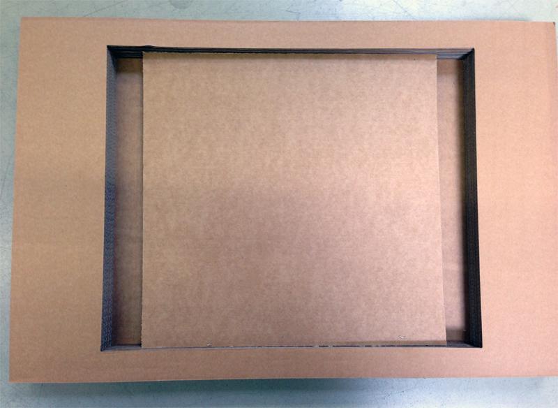Drucker-Verpackung