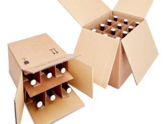 Bierflaschen-karton
