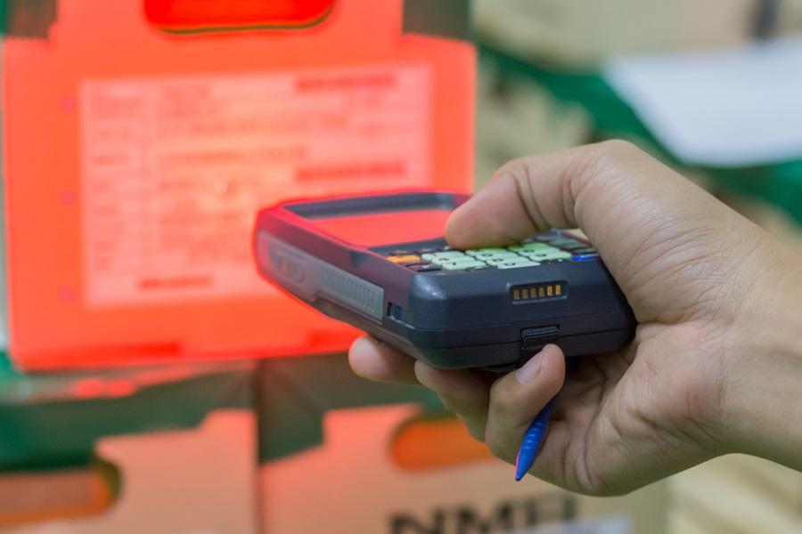 RFID-Tag-Verpackung